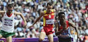 Victor García Blázquez - Atleta Olímpico