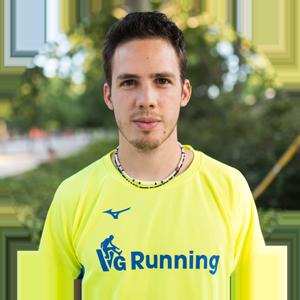 Roberto Benito - Entrenador VG Running Madrid