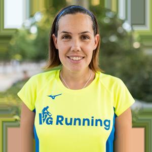 Rocío Benito - Entrenadora VG Running Madrid