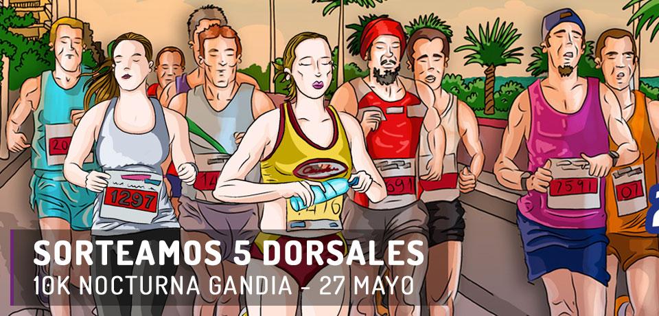 10K PLAYA DE GANDIA MEMORIAL TONI HERREROS
