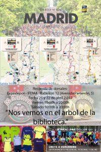 Punto Encuentro Maratón Madrid