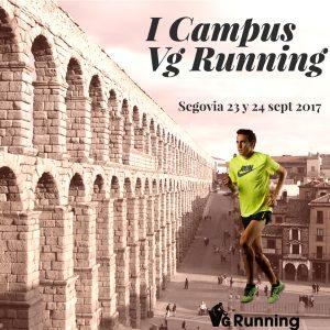Campus VG Running - Segovia 2017