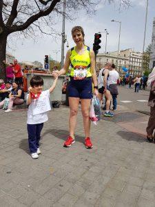 Maratón Madrid - Diego y Lourdes