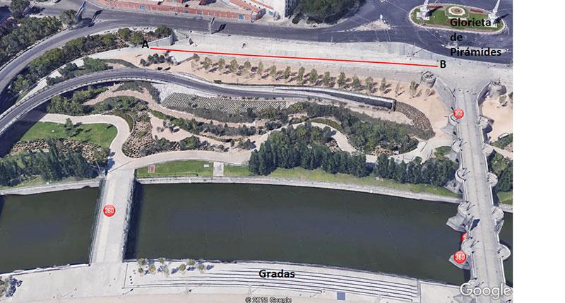 Cuestas - Correr Madrid Río