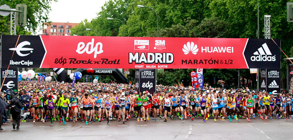 Rock'n'Roll Maratón Madrid