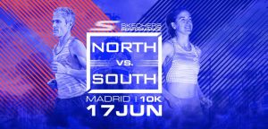 Carrera North vs. South - Madrid 18
