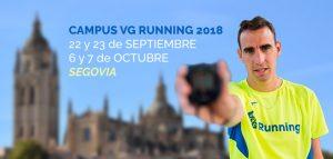 Campus Segovia VG Running