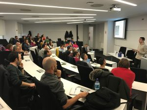 Charla Nutrición y Deporte - Ciencias de la Actividad Física y del deporte