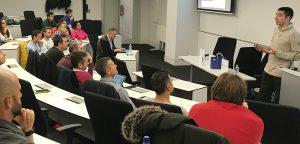 Charla IE Nutrición y Deporte II - Ciencias de la Actividad Física y del deporte