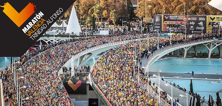 10K y Maratón Valencia - VG Running