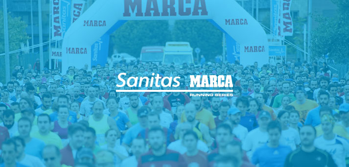 SANITAS MARCA RUNNING SERIES MADRID 2019