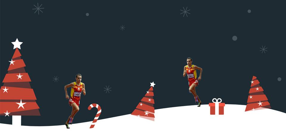 VG Running Navidad 2020