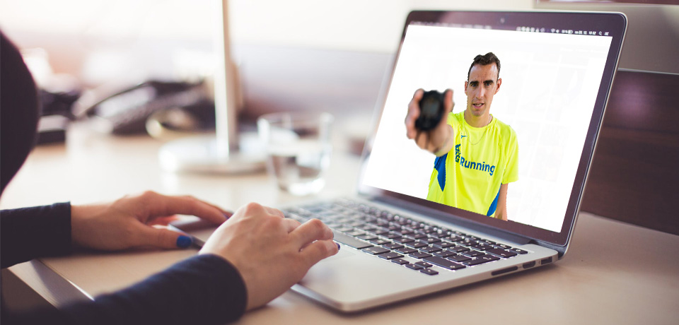 Entrenador de Running Online a Distancia
