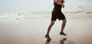 Correr con calor