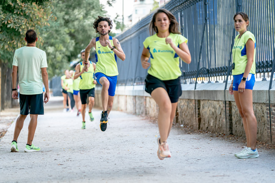 VG Running - Escuela Corredor Madrid - 5